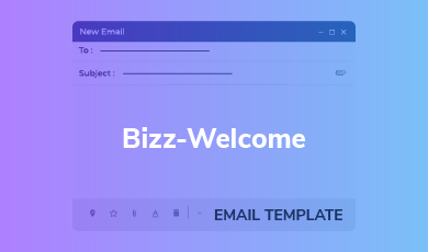 Email Template - _Bizz-WelcomeBizz-Welcome