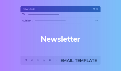 Email Template - Newsletter Email Template-Cellar