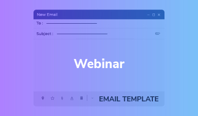 Email Template - Webinar Email Template -CellarWebinar Email Template -Cellar