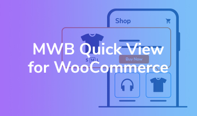 MWB Quick View for WooCommerce
