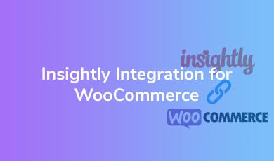 insightly woocommerce integration
