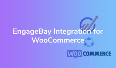 engagebay woocommerce integration