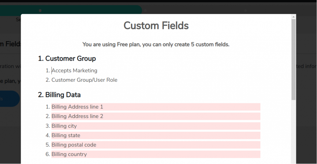 create feeds details 1
