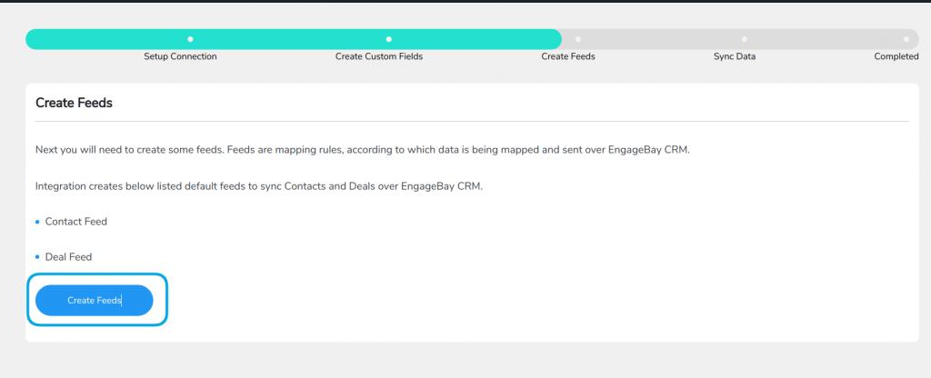 create default feeds