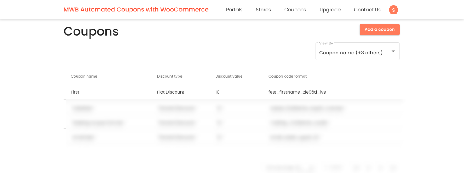 created coupons - HubSpot Automated Coupons with WooCommerce