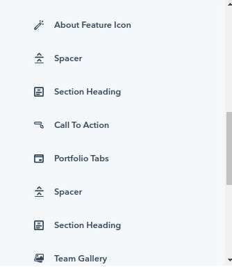 About feature icon : hubspot theme